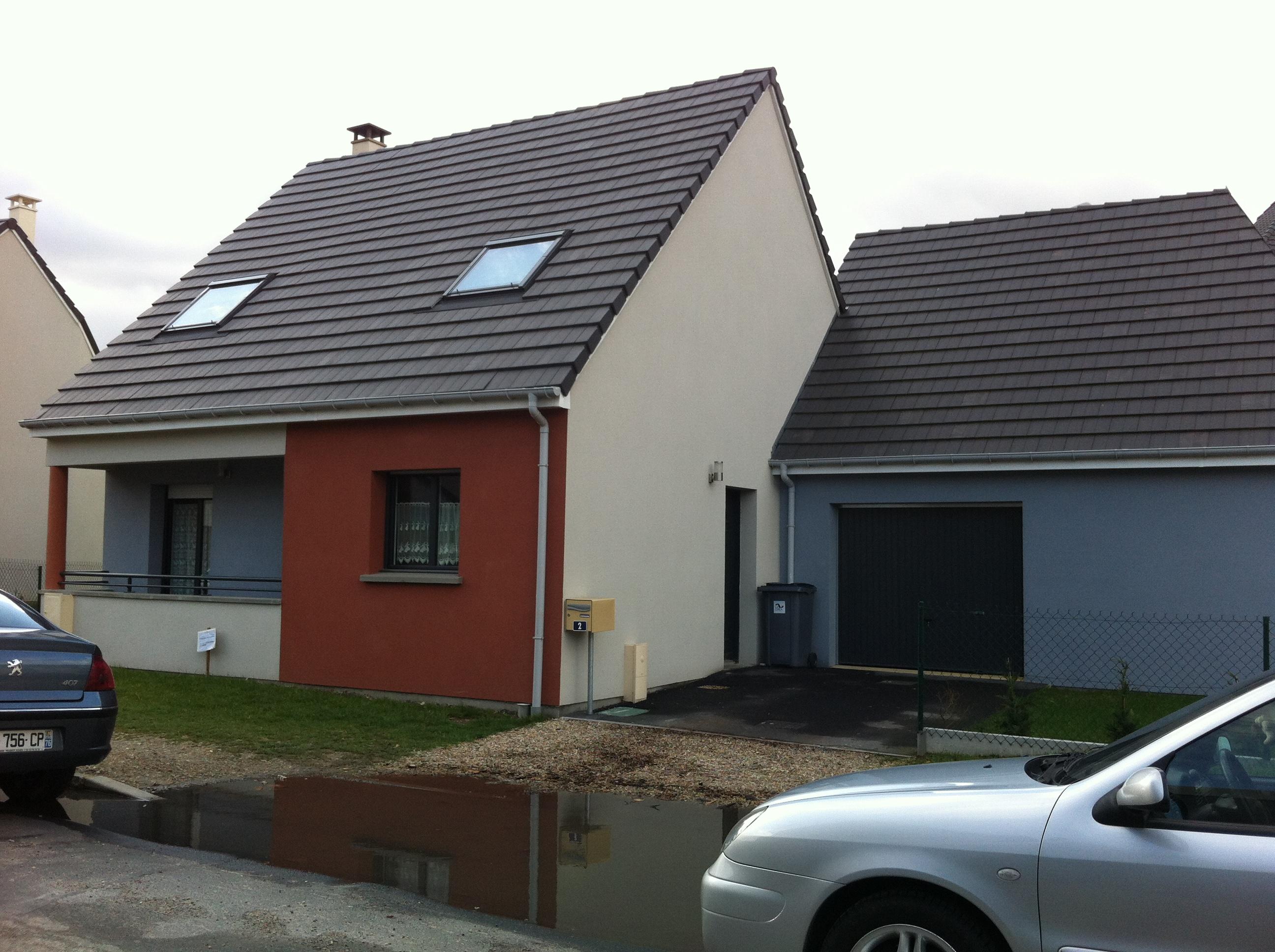 12 maisons de ville - groupe CIR - Le Petit Quevilly
