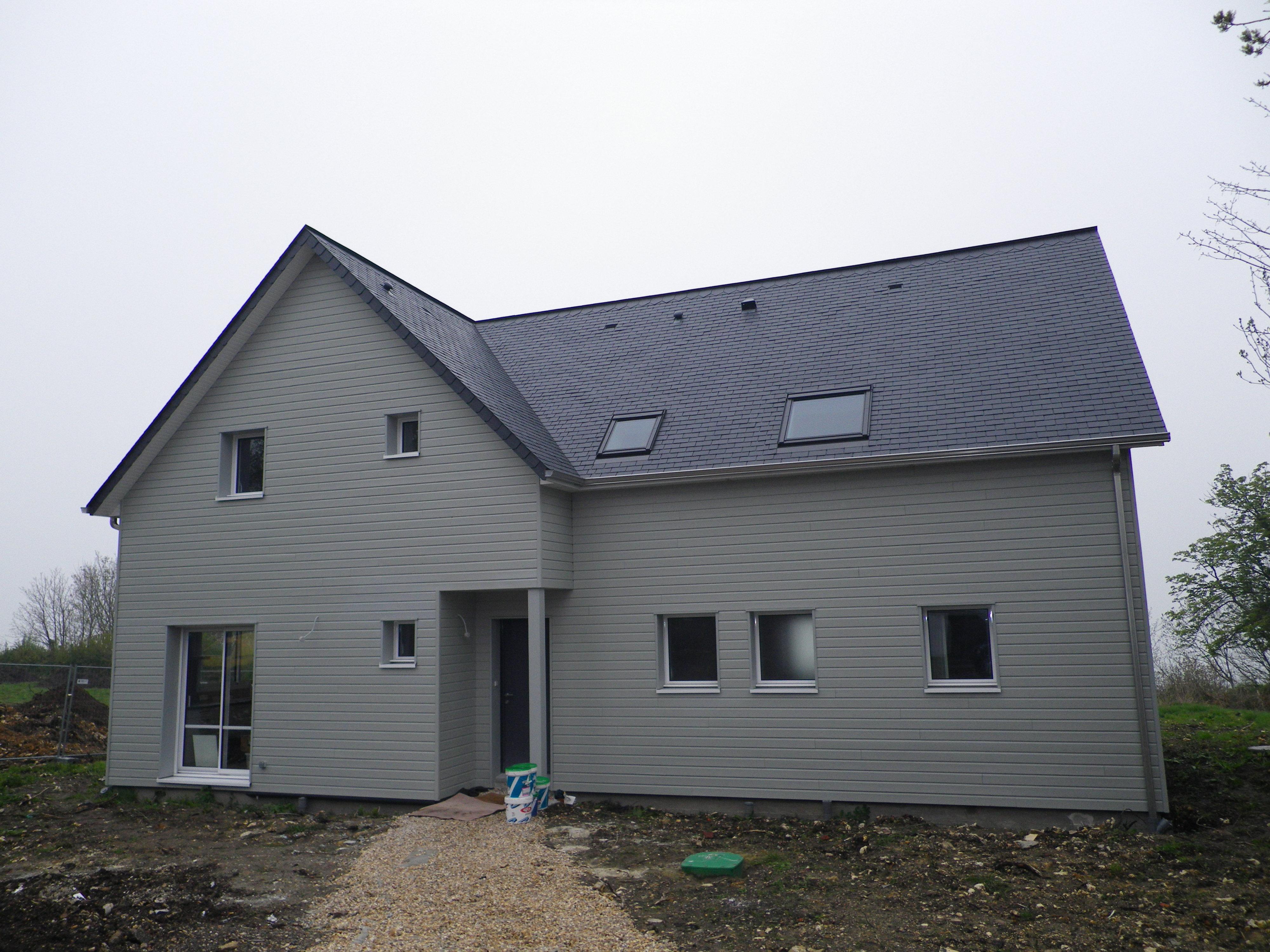 Construction d'une maison individuelle à TROUVILLE SUR MER 14360